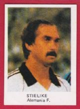 West Germany Uli Stielike Real Madrid 82WC
